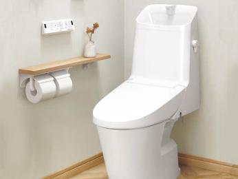 1階・2階 一体型便器(LIXIL) ※2階WCは30坪以上