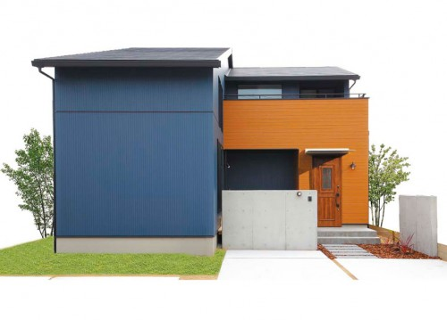 加古川市南備後モデルハウス マリブスタイル
