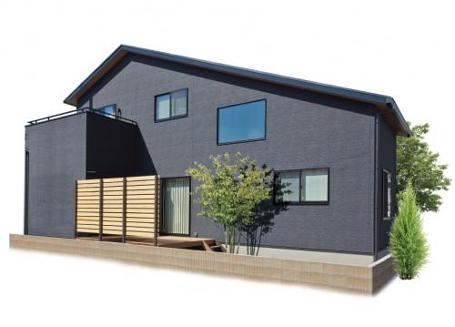 太子町鵤モデルハウス 和モダンスタイル